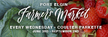 Port Farmers Market banner