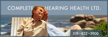 Complete Hearing banner