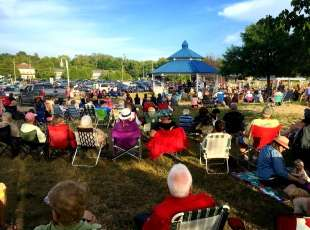 Port Elgin Band Shell
