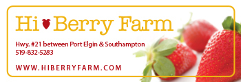 Hi-Berry Farm banner
